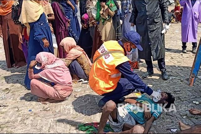Kelompok Has Asasi Desak Bangladesh Setop Relokasi Rohingya