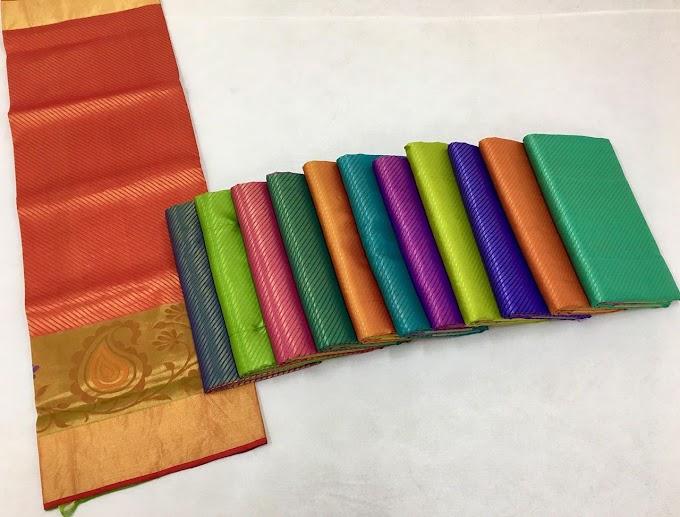 New Costly Pure Handloom Silk Saree