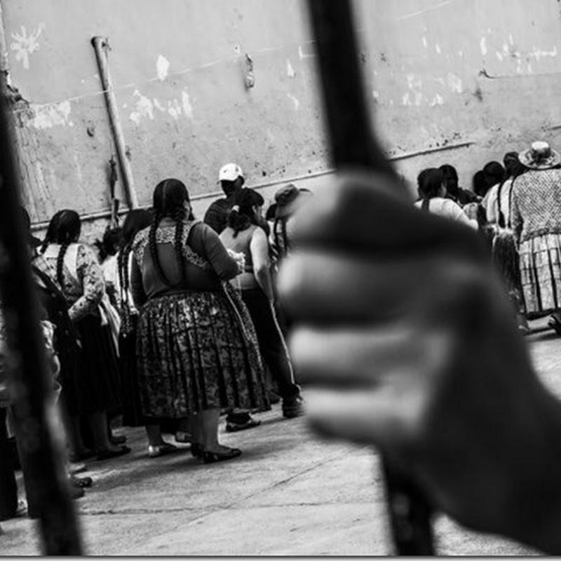 Bolivia: El 8,2% de las personas privadas de libertad son mujeres