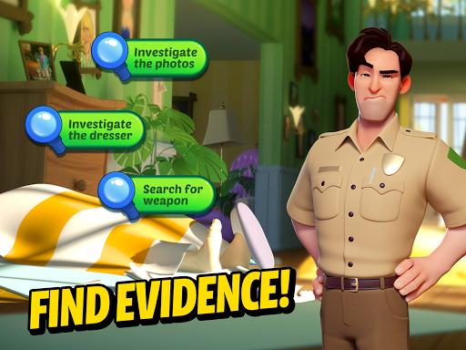 Small Town Murders: Match 3 Crime Mystery Stories 1.2.0 screenshots 8