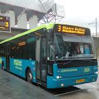 VDL ambassador van Conexxion bus 8292 met lijn 3 naar Almere-Buiten Molenbuurt-Noord