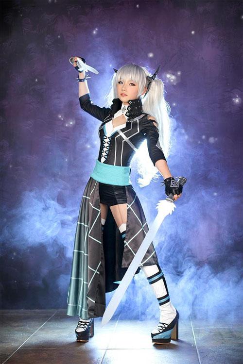Kiều nữ Miyuko hút hồn với cosplay Cyphers 18
