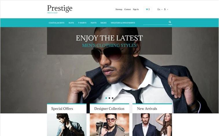 лучший бесплатный шаблон темы ботстрапа сайт красоты мода мужчины