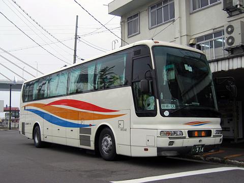 京急観光バス「ラ・フォーレ号」 KK6342