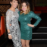 OIC - ENTSIMAGES.COM - Anna Kennedy OBE (Autism campaigner and contestant on the People's Strictly)  and Lady Nadia Essex  at the Channel 5  launch of Gambling Awareness Day London 6th March 2015 Photo Mobis Photos/OIC 0203 174 1069