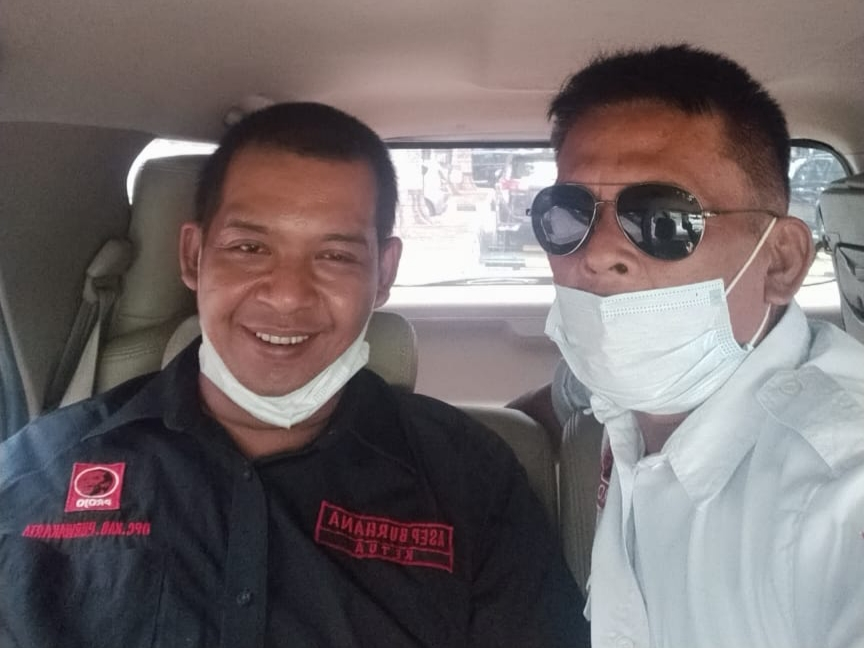 DPC Projo dan DPC LAKI Kabupaten Purwakarta Akan Kawal Proyek Pamsimas dan Sanimas