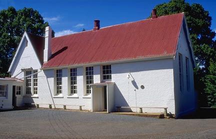 Schoolhouse, Hagley Farm School