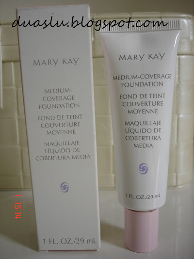 Resenha da ótima base de cobertura média da Mary Kay