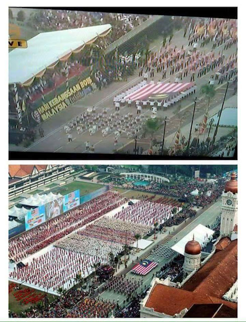 Kenapa Bendera Malaysia Terbalik? Meh Nak Jawab