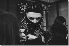 37 PALM ANGELS FW 18-19 - Backstage images