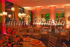 Fotos de decoração de casamento de Casamento Ana Paula e Igor no Jockey Victoria da decoradora e cerimonialista de casamento Liliane Cariello que atua no Rio de Janeiro e Niterói, RJ.