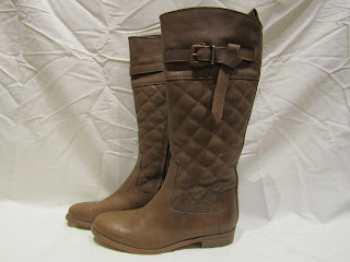 Burberry Quilted Boots