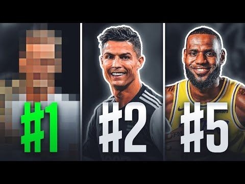 Top 10 Highest-Paid Athletes In The World – 2021