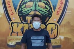 Pelaku Illegal Logging Ratusan Kayu Jati Diamankan Polres Lumajang