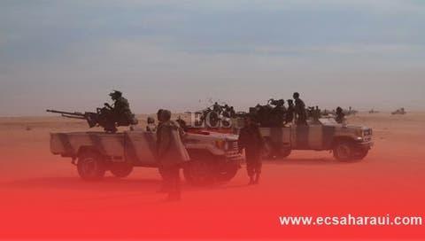 Parte de Guerra Nº170. Guerra del Sáhara Occidental.