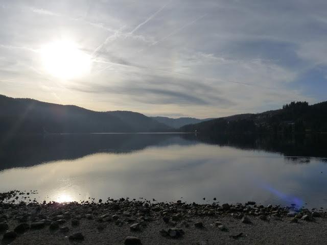 [ALLEMAGNE] Forêt Noire, lac du Titisee - Premier Weekend en California P1070063