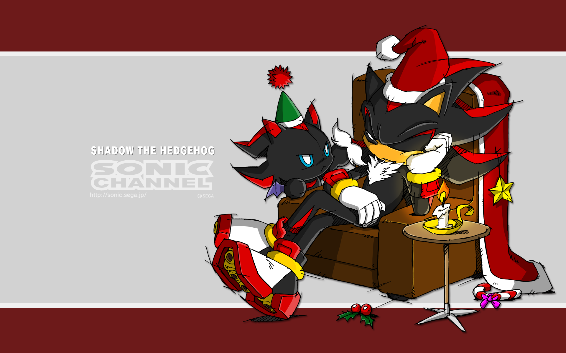 Shadow The Hedgehog December 2014 Sonic Channel Wallpaper