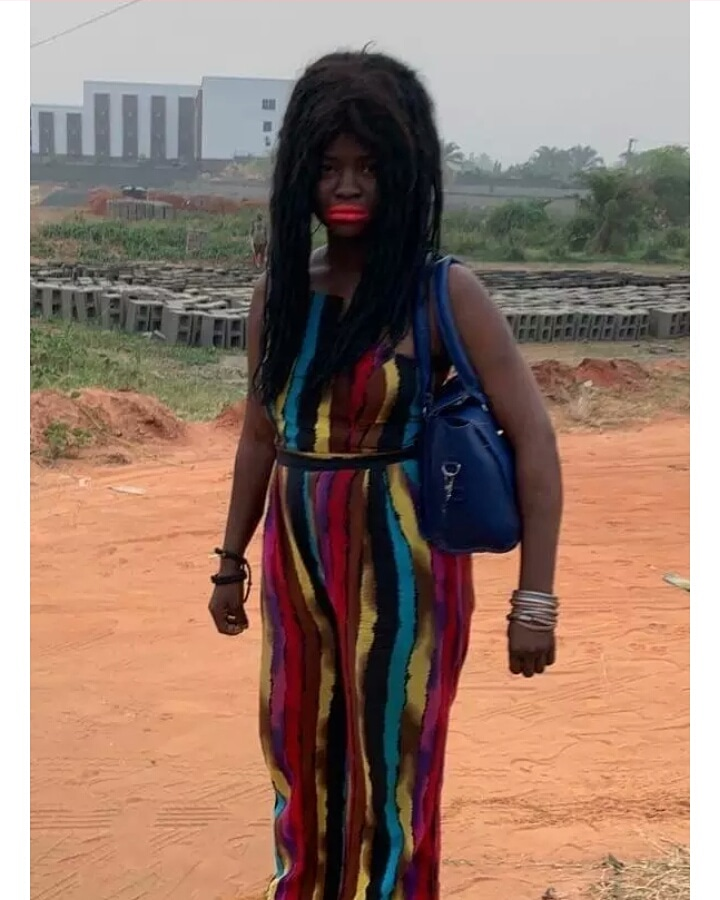 Do You Know This New Mad Woman in Awka