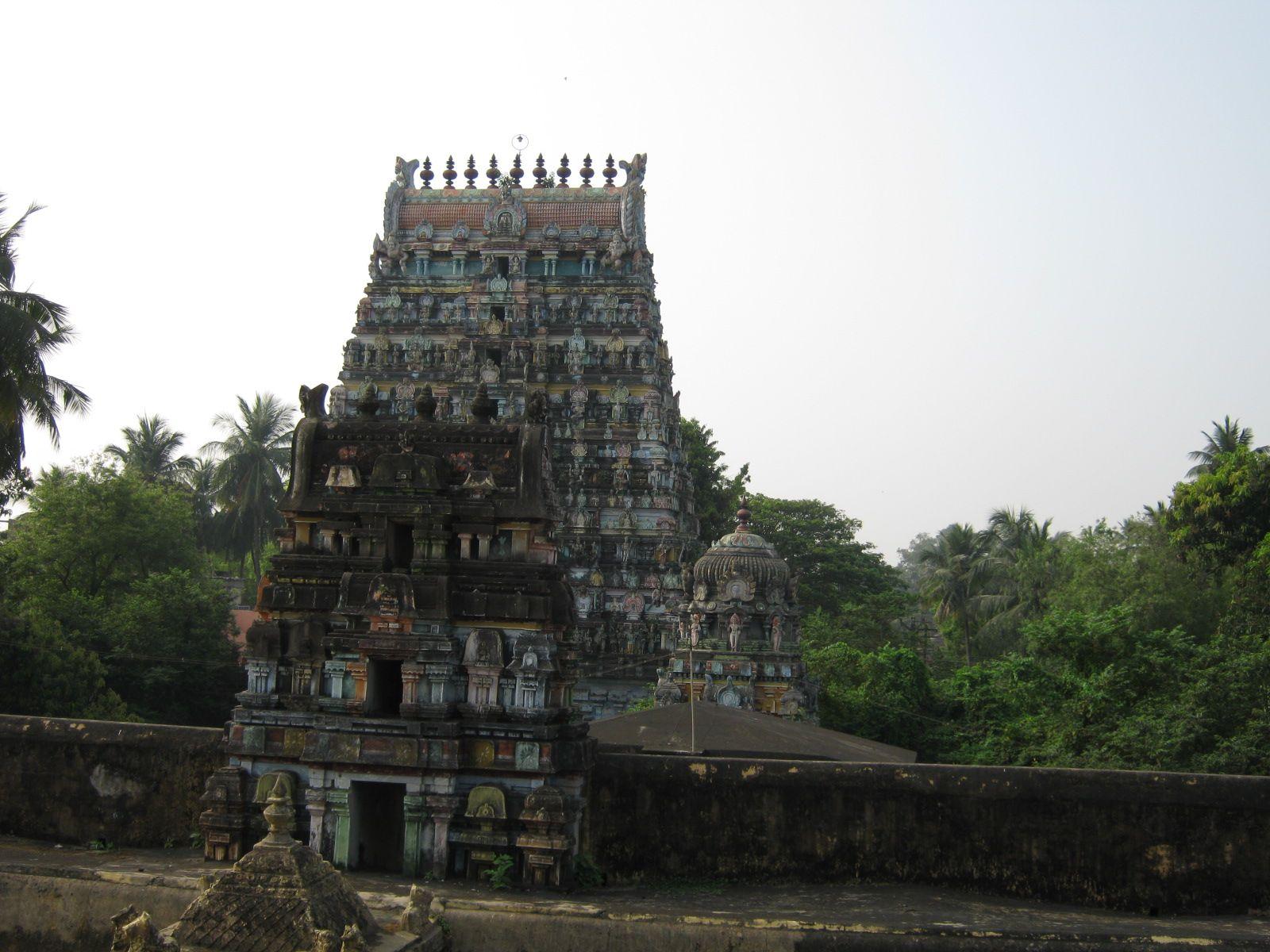 Brahmapureswarar, Thoniyappar & Sattainathar Temple - Sirkali