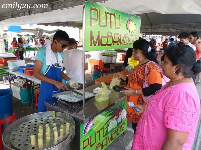 Ramadan Bazaar Stadium Perak