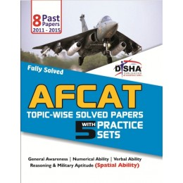 Download Previous Year AFCAT Practice set