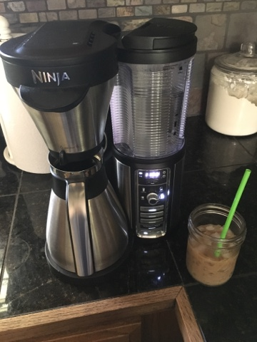 Ninja Coffee Maker Clean Cycle : The Lewis Family: Every Hour on the Hour {Monday, May 22, 2017}
