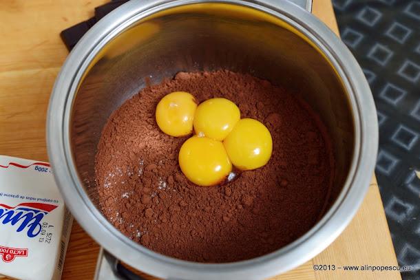 Zahar cacao si galbenusuri