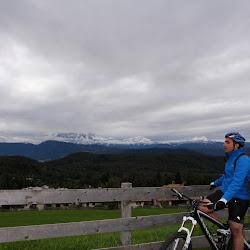 Bike Diana-Besuch bei unserem Freund Rielinger
