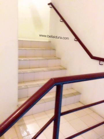 mencantikkan tangga