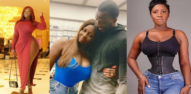 """""""Hold my Ex responsible for my Death"""" - Princess Shyngle cries out for help, releases audio from ex-husband threatening to take her life [Video]"""