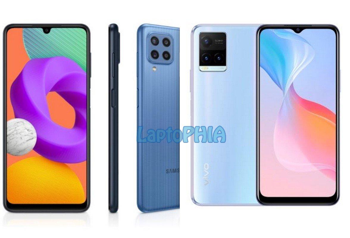 Duel Samsung Galaxy M22 vs Vivo Y21s: Harga Sama, Mana yang Lebih Unggul?