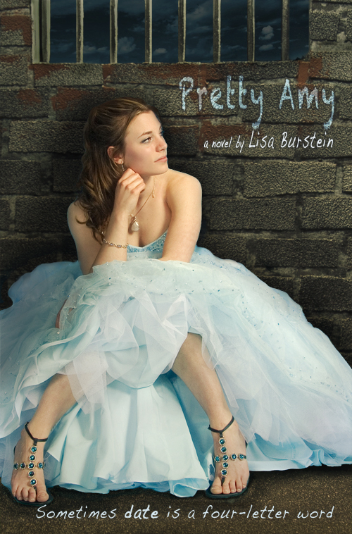 Cover Reveal & Excerpt: Pretty Amy by Lisa Burstein