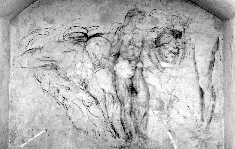 michelangelo-drawings-medici-chapel-9
