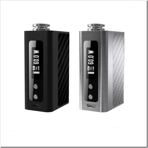 digiflavor df 60w box mod 1 thumb%25255B3%25255D - 【海外】「ADVKEN Campione RTA」「ADVKEN CP RTA」「Hugo Boxer V2.0 188W Box Mod」「DigiFlavor DF 60W Box Mod - 1700mAh」など