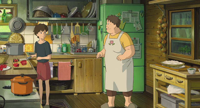 This Interior Shot Of The Oiwas Kitchen Provides Yet Another Example How Detailed Interiors In When Marnie Was There Are Only Other Animated