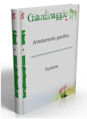 Manuale A A.V V.- Tutto per il  Giardino - ( Fontane)  N/D Ita