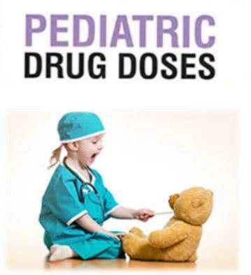 أدوية الأطفال وجرعاتها