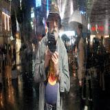 Auto portrait. Ginza, Tokyo, Japan, 2002