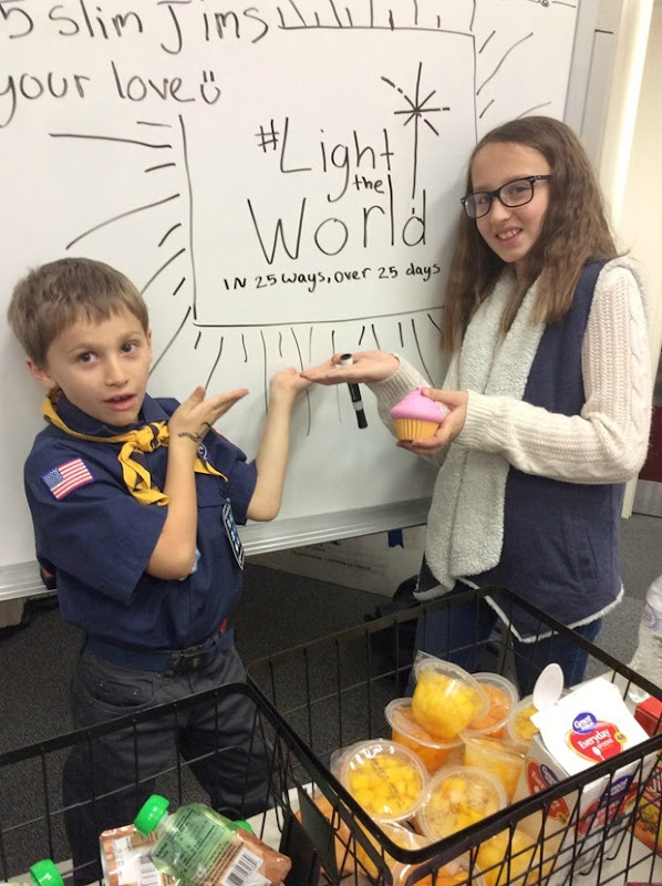 #lighttheworld 2