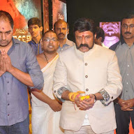 Gautamiputra Satakarni NBK 100 Movie Opening Photos