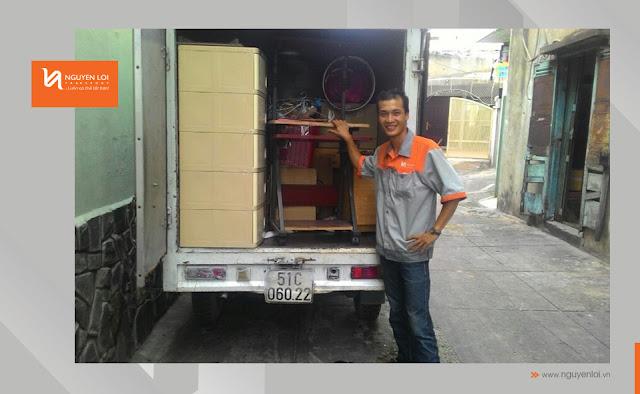 kích thước xe tải 500kg