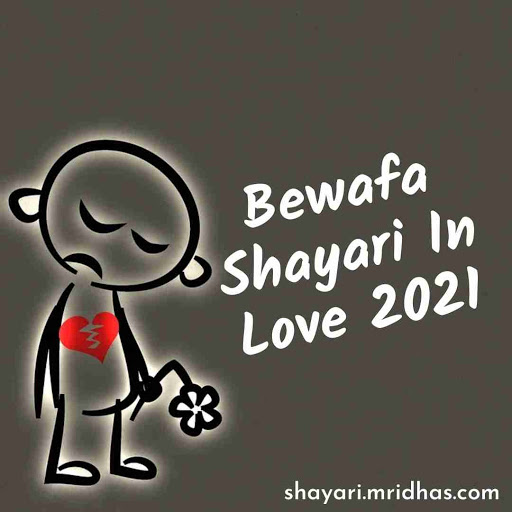 Bewafa Shayai In Love