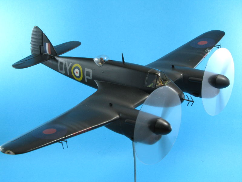 Airfix Beaufighter MkII