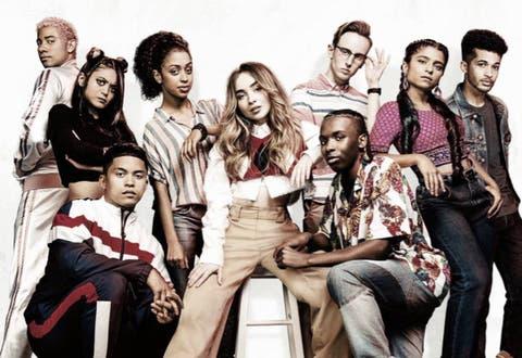 Work it: Otra estúpida película resultona juvenil de verano de Netflix