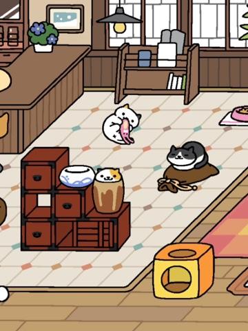 Neko Atsume, the Kitty Collector Game