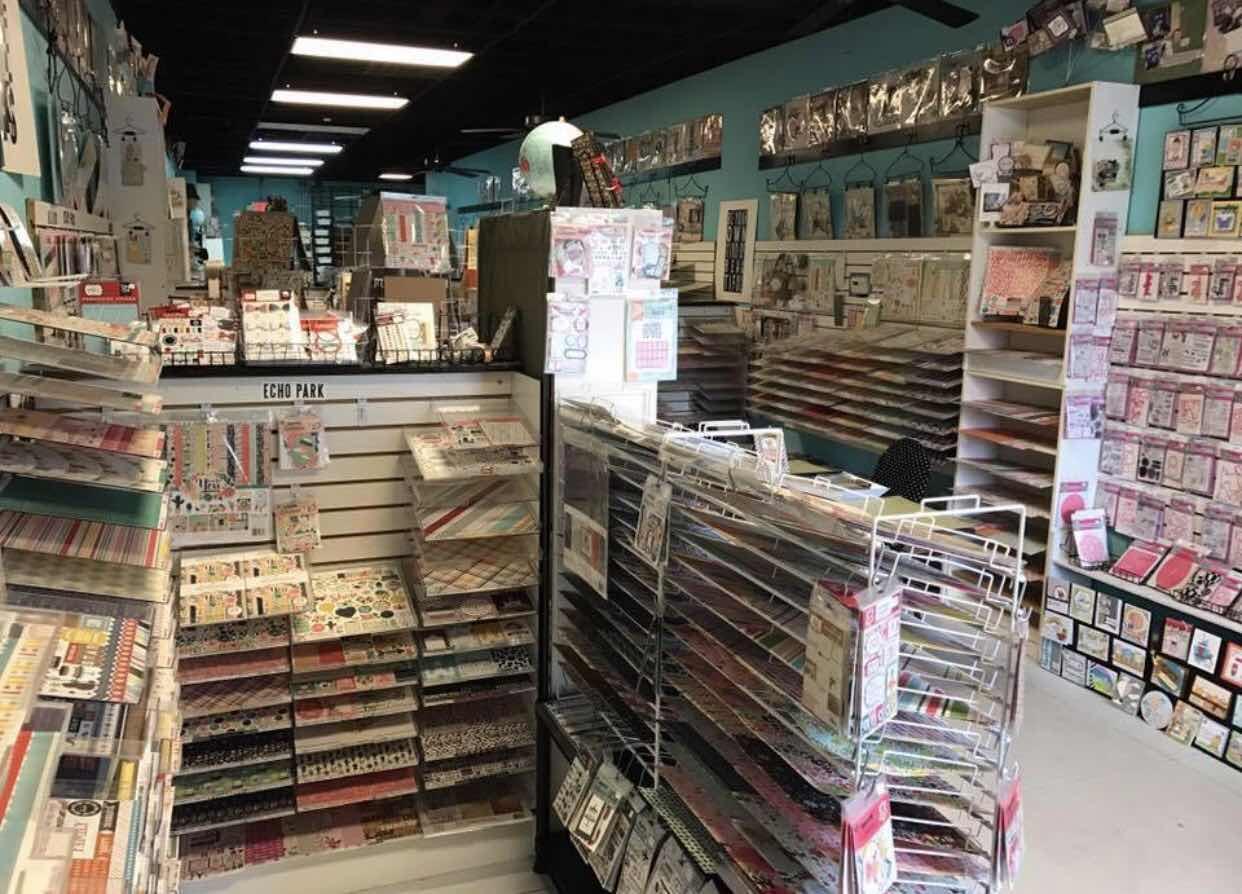 Emi Scrapbooking Store