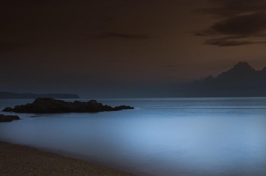 Blue coast by Dragan Tomić - Uncategorized All Uncategorized