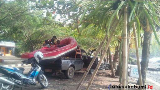 Diduga Tenggelam Saat Pasang Bubu di Sungai Cimandiri, Tim SAR Daerah Sukabumi Lakukan Upaya Pencairan