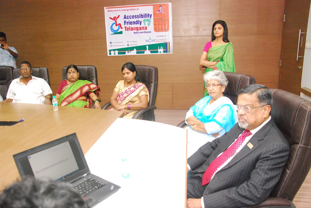 Launching of Accessibility Friendly Telangana, Hyderabad Chapter - DSC_1195.JPG