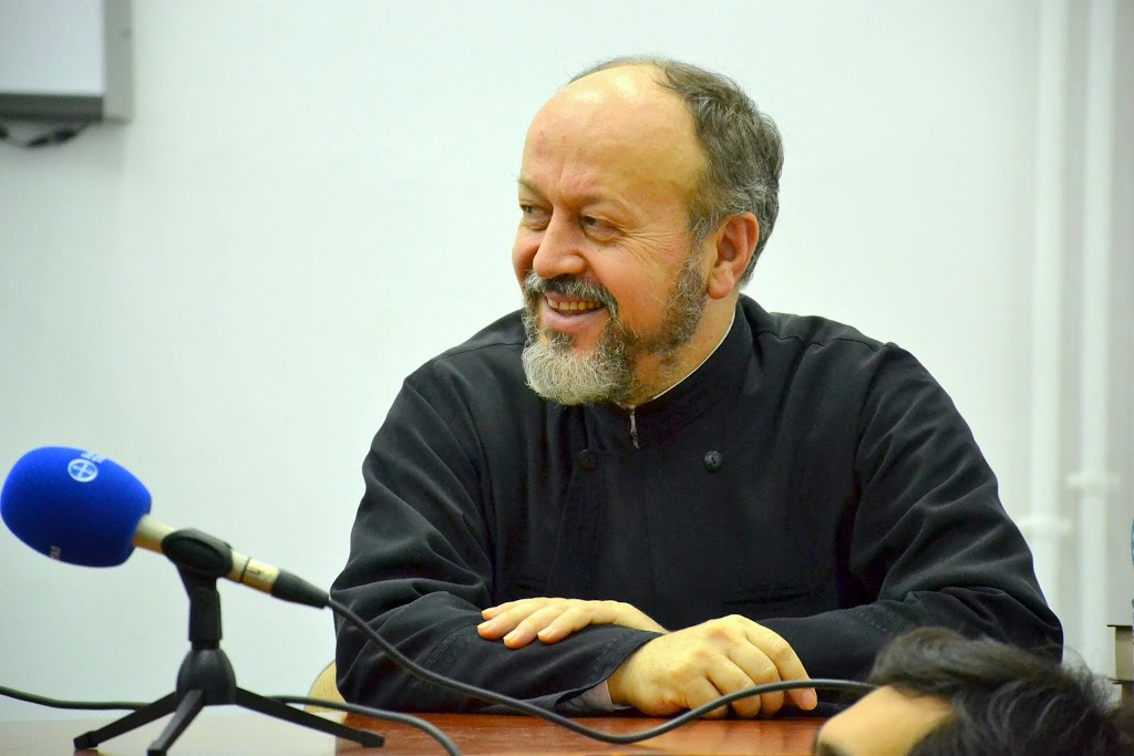 Pr. Constantin Necula despre tineri, FTOUB 235
